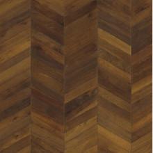 Инженерная доска Kahrs Фриз Дуб Тёмно-коричневый (Dark brown)