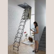 Автоматическая чердачная лестница модель SOF M-102