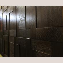 Стеновые панели из натурального дерева арт. СД-115