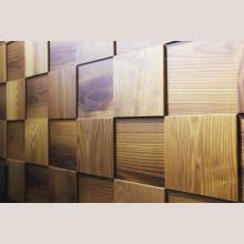 Стеновые панели из натурального дерева арт. СД-111