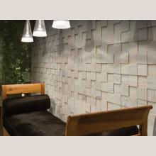 Стеновые панели из натурального дерева арт. СД-101