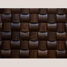 Стеновые панели из натурального дерева арт. СД-112